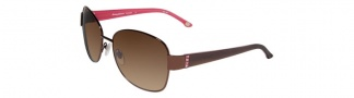 Tommy Bahama TB7011 Sunglasses Sunglasses - Brown / Brown Gradient Polarized