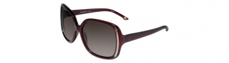 Tommy Bahama TB7009 Sunglasses Sunglasses - Burgundy / Grey Gradient Polarized
