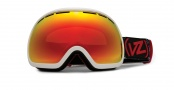 Von Zipper Fishbowl Goggles Goggles - WFC  White Gloss