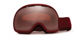 Von Zipper Fishbowl Goggles Goggles - OXC  Oxblood Satin