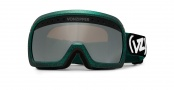 Von Zipper Fubar Goggles Goggles - GRN  Green Metal 