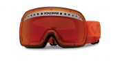 Von Zipper Fubar Goggles Goggles - ORG  Tangerine