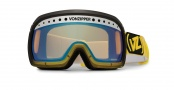 Von Zipper Fubar Goggles Goggles - YEL  Banana Bake - Smokeout