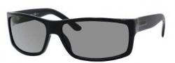 Gucci 1001/S Sunglasses Sunglasses - 0807 Black (P9 Gray Lens)