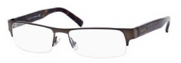 Gucci 1910 Eyeglasses Eyeglasses - 0T5D Brown Dark Havana