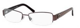 Gucci 2903 Eyeglasses Eyeglasses - 0QUV Brown Burgundy