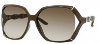 Gucci 3508/S Sunglasses Sunglasses - 0WO5 Khaki (DB Brown Gray Gradient Lens)