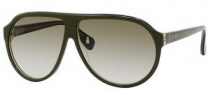 Gucci 5000/C/S Sunglasses Sunglasses - 060T Olive Purple (PN Olive Gradient Lens)