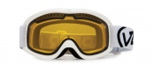 Von Zipper Project Flatlight Goggles Goggles - White Yellow - Sizzle