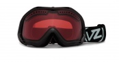 Von Zipper Project Flatlight Goggles Goggles - Black Rose - Bushwick