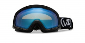 Von Zipper Project Flatlight Goggles Goggles - Black Chrome - Feenom