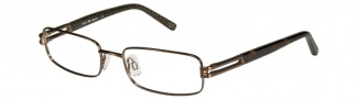 Joseph Abboud JA171 Eyeglasses Eyeglasses - Bourbon