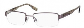 Hugo Boss 0159 Eyeglasses Eyeglasses - 0SIF Opaque Olive Green Crystal
