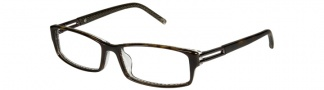 Joseph Abboud JA172 Eyeglasses Eyeglasses - Brown Label