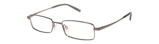 Joseph Abboud JA177 Eyeglasses Eyeglasses - Bourbon
