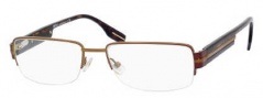 Hugo Boss 0259 Eyeglasses Eyeglasses - 0EN1 Brown Dark Havana