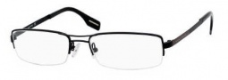 Hugo Boss 0301/U Eyeglasses Eyeglasses - 0FNB Black