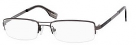 Hugo Boss 0301/U Eyeglasses Eyeglasses - 0LN4 Semi Dark Ruthenium