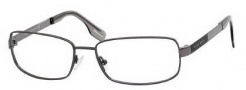 Hugo Boss 0302/U Eyeglasses Eyeglasses - 0LN4 Semi Dark Ruthenium