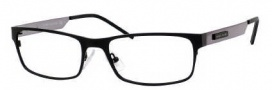 Hugo Boss 0313 Eyeglasses Eyeglasses - 0RZZ Matte Black Dark Ruthenium