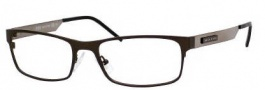 Hugo Boss 0313 Eyeglasses Eyeglasses - 0PJT Semi & Shiny Brown