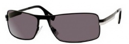 Hugo Boss 0285/S Sunglasses  Sunglasses - 0CSF Matte Black Palladium (E5 Smoke Lens)