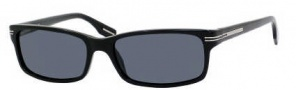 Hugo Boss 0318/S Sunglasses Sunglasses - 0807 Black (RA Gray Polarized Lens)
