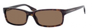 Hugo Boss 0318/S Sunglasses Sunglasses - 0086 Dark Havana (VW Brown Polarized Lens)