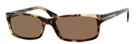 Hugo Boss 0318/S Sunglasses Sunglasses - 0POR Havana Vintage (VW Brown Polarized Lens)