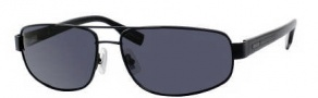Hugo Boss 0320/S Sunglasses Sunglasses - 010G Matte Black (RA Gray Polarized Lens)