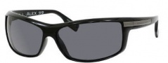 Hugo Boss 0338/S Sunglasses Sunglasses - 0D28 Shiny Black (TD Smoke Polarized Lens)