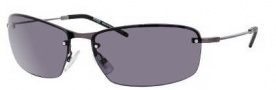 Hugo Boss 0391/S Sunglasses Sunglasses - 0R80 Semi Matte Dark Ruthenium (DO Smoke Lens)