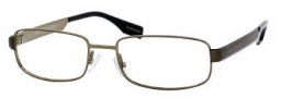 Hugo Boss 0350 Eyeglasses Eyeglasses - 0RA9 Olive Brown 