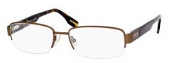 Hugo Boss 0351 Eyeglasses Eyeglasses - 0TQQ Matte Brown Havana