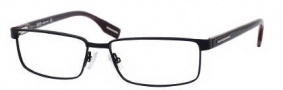 Hugo Boss 0365/U Eyeglasses Eyeglasses - 0C0A Shiny Black Red Gold