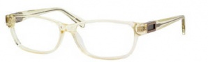 Hugo Boss 0382 Eyeglasses Eyeglasses - 0QOM Crystal Honey