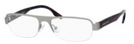Hugo Boss 0414 Eyeglasses Eyeglasses - 0EEE Ruthenium Dark Havana