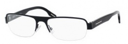 Hugo Boss 0414 Eyeglasses Eyeglasses - 0PDC Semi Matte Black 