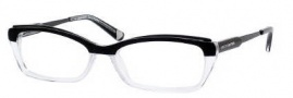 Juicy Couture Clever Eyeglasses  Eyeglasses - 0JXF Black Crystal