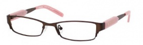 Juicy Couture Juicy 100 Eyeglasses Eyeglasses - 0JFL Satin Brown 