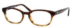 Juicy Couture Juicy 101 Eyeglasses Eyeglasses - 0ES2 Brown Tortoise