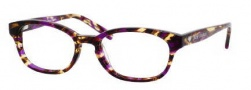 Juicy Couture Juicy 101 Eyeglasses Eyeglasses - 0ES5 Marbled Lilac