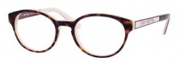 Juicy Couture Juicy 102 Eyeglasses Eyeglasses - 0EUC Tortoise / Pink