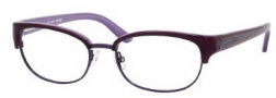 Juicy Couture Juicy 103 Eyeglasses Eyeglasses - 0DJ7 Violet Lavender