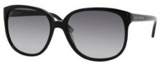 Juicy Couture Juicy 502/S Sunglasses Sunglasses - 0807 Black (Y7 Gray Gradient Lens)