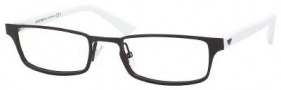 Emporio Armani 9766 (0O 51) Eyeglasses Eyeglasses - 0FSW Black Crystal