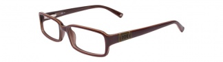 JOE Eyeglasses JOE4009 Eyeglasses - Chocolate