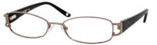Liz Claiborne 373 Eyeglasses Eyeglasses - 0RX3 Dark Chocolate