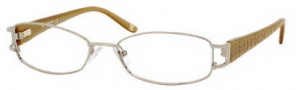 Liz Claiborne 373 Eyeglasses Eyeglasses - 03YG Light Gold
