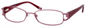 Liz Claiborne 373 Eyeglasses Eyeglasses - 0JCS Sangria